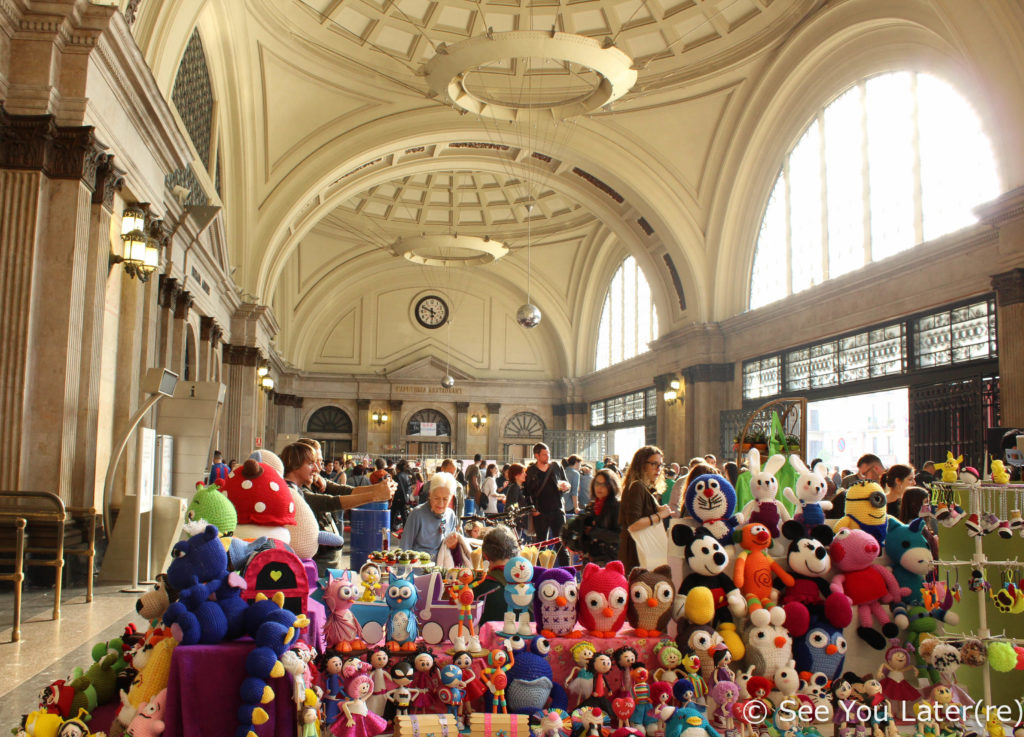 stand peluches zoo urban market